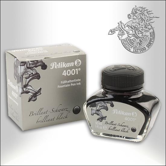Pelikan Fountain Pen Ink, 30ml - Nordic Tattoo Supplies