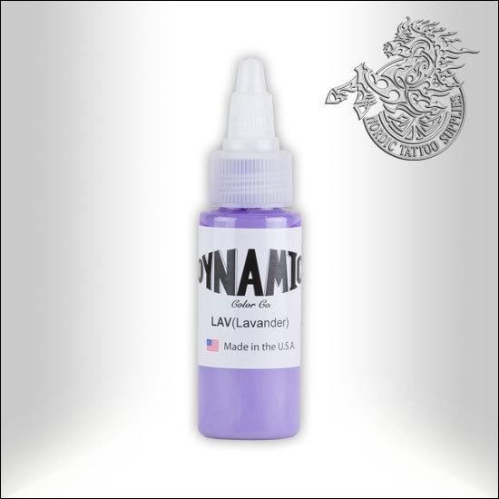 Dynamic Ink 30ml Lavender