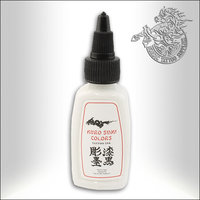 Kuro Sumi 30ml Ink Samurai White