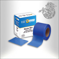 Defend Barrier Film in Dispenser Box - Blue