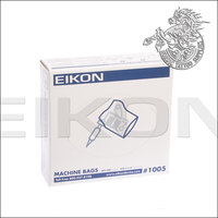 Eikon machine bags 127mm x 127mm 500pcs
