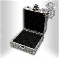Aluminium box for tattoo machine