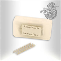 Loose tattoo needles, 1000 pcs