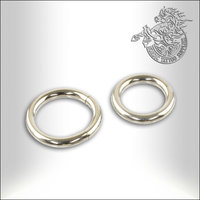 Titanium Segment Closure Ring 2,4mm & 3,2mm