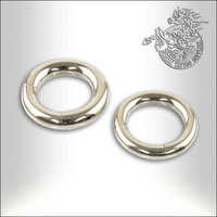 Titanium Segment Closure Ring 4,0mm & 5,0mm