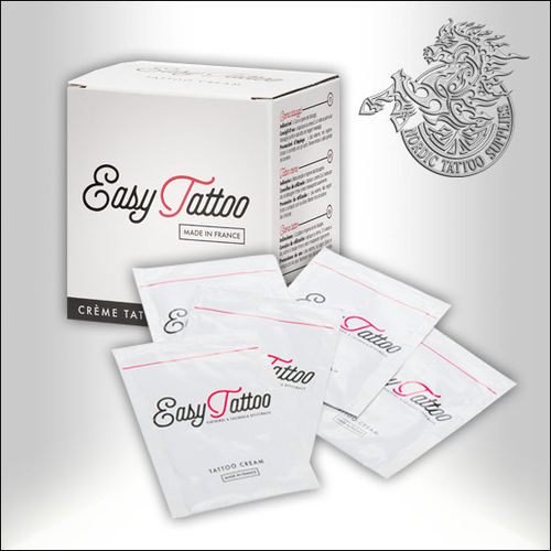 Easytattoo Tattoo Cream 4ml Sachets, 20pcs
