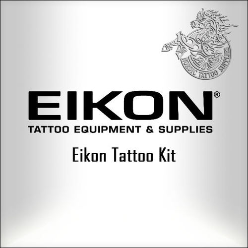 Tattoo Kit with Eikon Machines