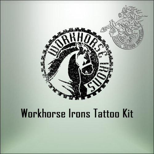 Studio Kit with Workhorse Irons Machines
