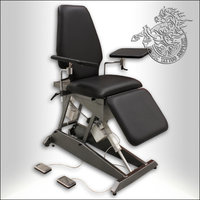 Tattoo Chair With Electric Motors