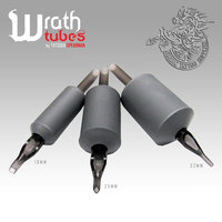 25mm TatSoul Wrath Vortex Tubes, 25pcs