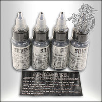 Silverback 30ml Grey Wash XXX Kit