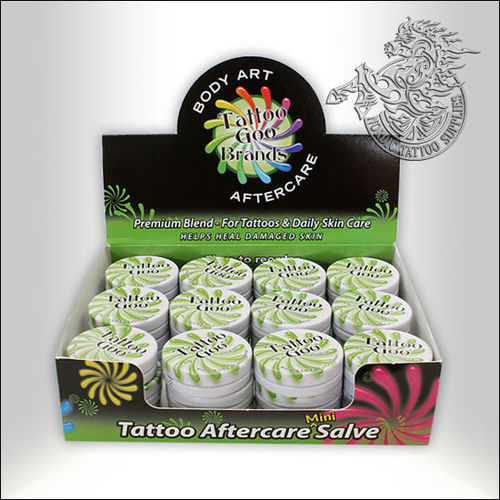 Tattoo Goo Salve, 36 x 1/3 OZ (9,35g)