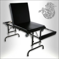 TatSoul X Portable Table - Black