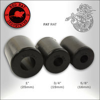 Red Rat FAT Rat Grip Cover, Black