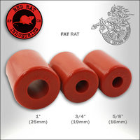 Red Rat FAT Rat Grip Cover, Red