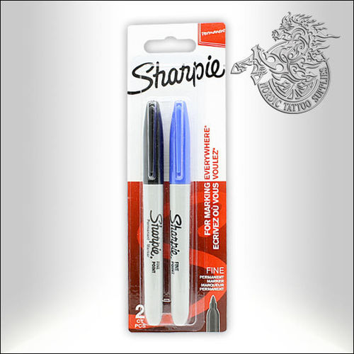 Sharpie Fine Point Marker 2-Pack