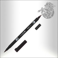Tombow Pen, N15 Black