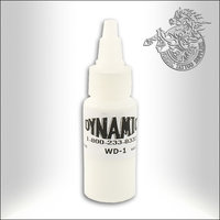 Dynamic Tattoo Ink, White 30ml Bottle