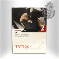 DVD - Tommy Lee Wendtner - Automatic Tattooing