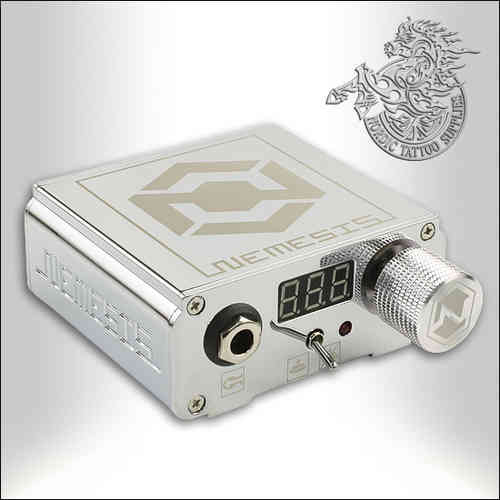 Nemesis Power Supply, Silver