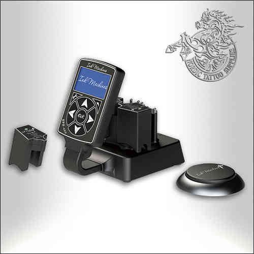 Inkmachines RPS-600 Wireless Power Supply, Includes 2 Powerpacks