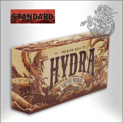 Hydra Standard Needles, 50pcs