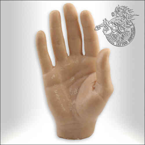 Right Hand - A Pound of Flesh Silicone Synthetic Hand