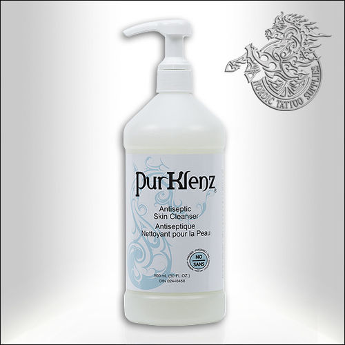 PurKlenz 900ml Antimicrobial Cleanser