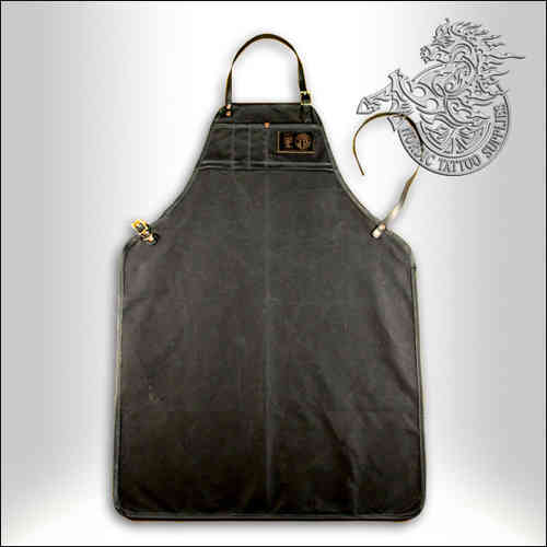 Workhorse Mercy Supply DELUXE Apron - Black