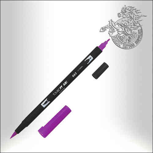 Tombow Pen, 665 Purple