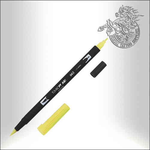 Tombow Pen, 062 Pale Yellow