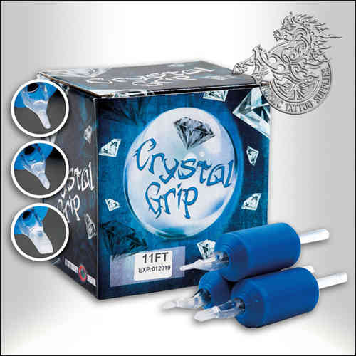 Crystal Grip 30mm, 15pcs
