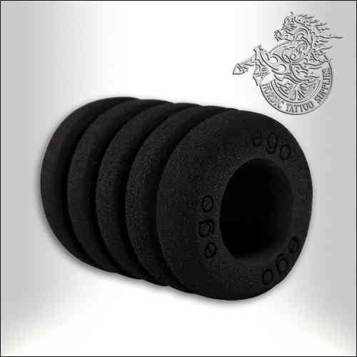 Ego Memory Foam Grip Cover 25pcs, Ribbed