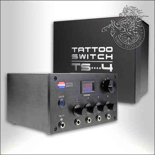 Tattoo Switch TS-4, Black