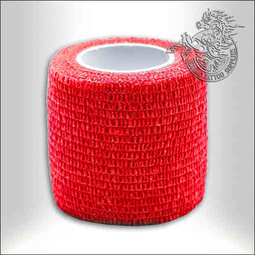 Cohesive Wrap - 50mm - Red