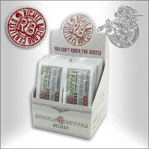 Hustle Butter Deluxe 7,5grams (0,25oz) 50-pack