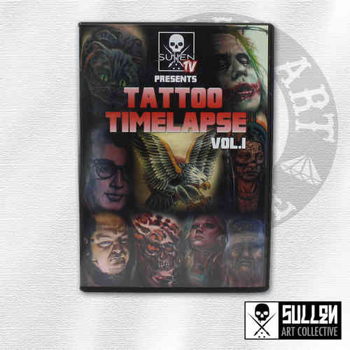 Sullen DVD - Tattoo Timelapse Vol. I