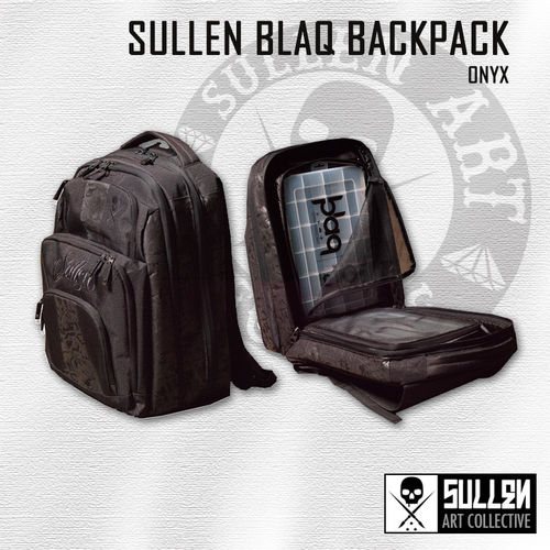 Sullen Blaq Paq - Onyx Backpack