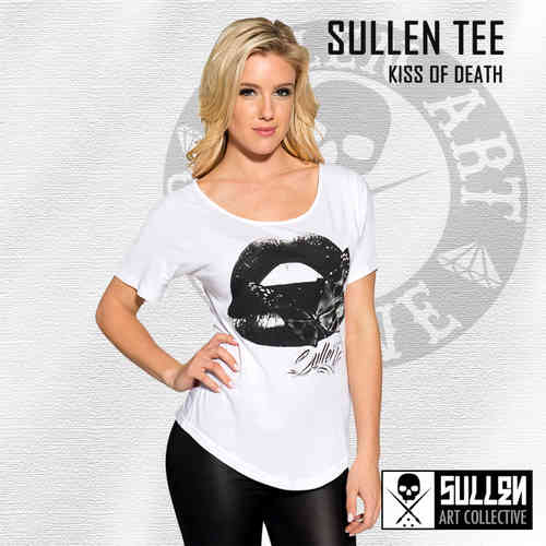 Sullen Angels - Kiss Of Death Tee