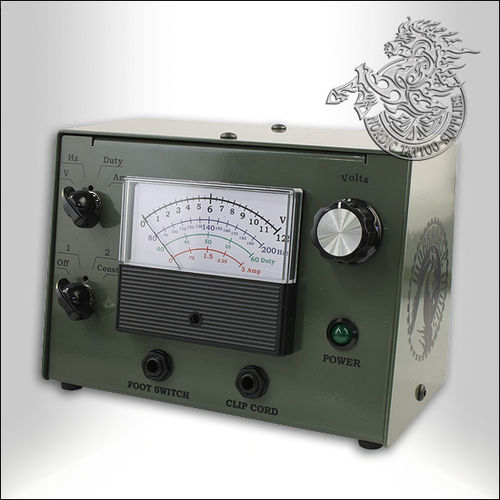 Workhorse Irons Power Supply