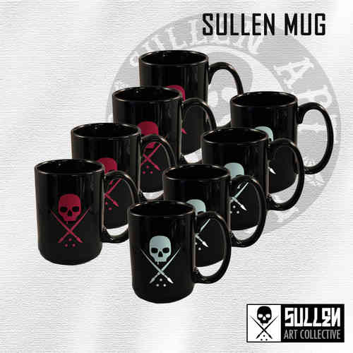 Sullen Coffee Mug