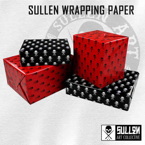 Sullen Gift Wrapping Paper Set