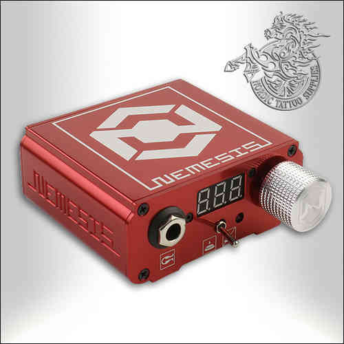 Nemesis Power Supply, Red