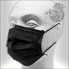Face Mask - Black - 50pcs