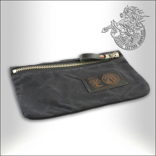 Mercy Supply Zipper Pouch - Black