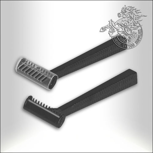 Unigloves Single Blade Razor Black 100pcs