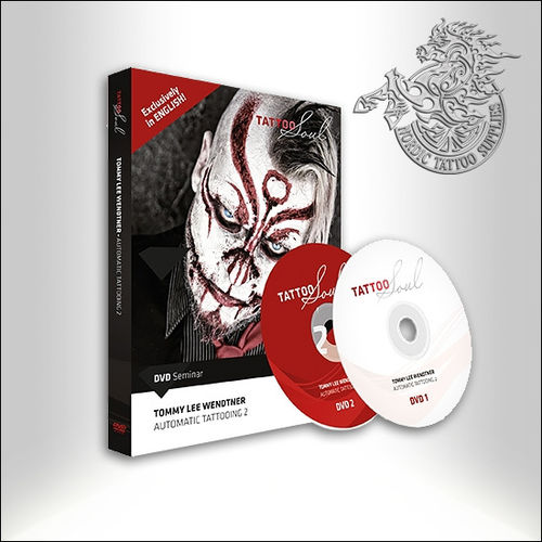 Tommy Lee Wendtner - Automatic Tattooing 2 DVD