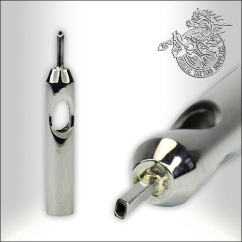Stainless Steel Diamond Tip with 2 Holes