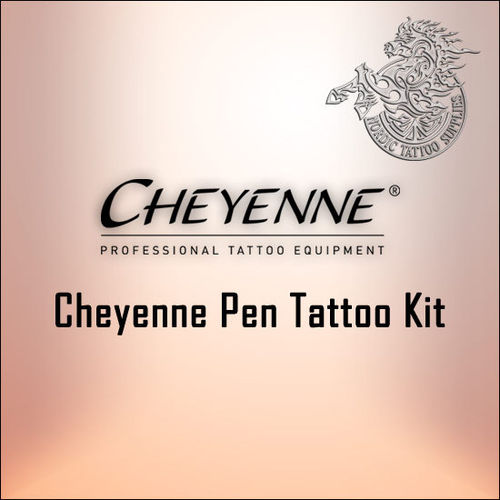 Cheyenne Pen Tattoo Kit