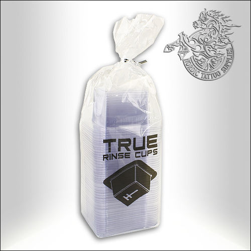 True Tube Rinse Cups 50pcs